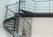 Escaliers Acier