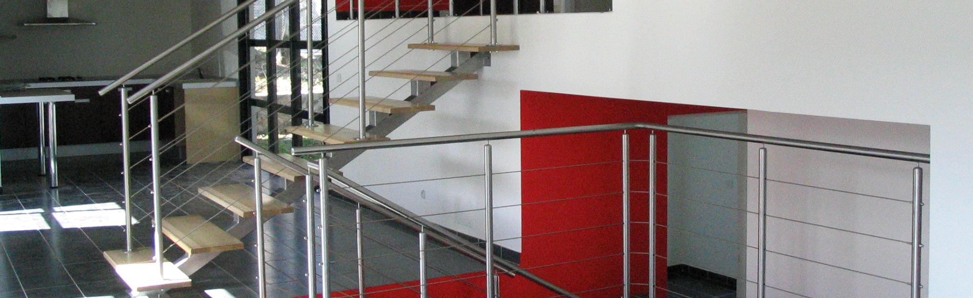 fabrication escalier sur lyon