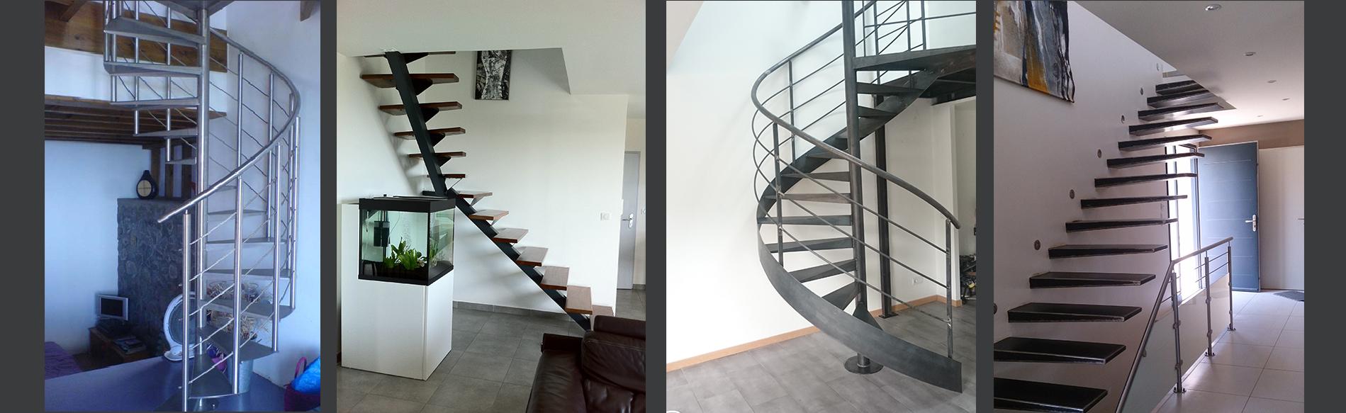 création sure mesure escalier sur lyon
